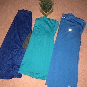 Bundle of Three Dri-Fit Shirts